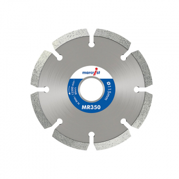 MR350 Trade Mortar Rake Diamond Blade 115 x 22.2mm