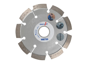 MR750 Mortar Raking Diamond Blade 115 x 22.2 x 6mm