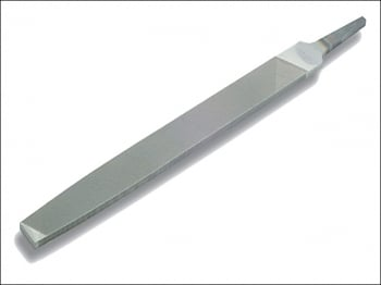 Flat Second Cut File 150mm (6in)