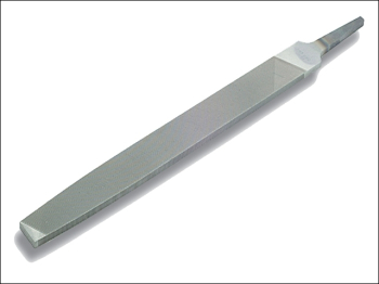 Flat Second Cut File 200mm (8in)