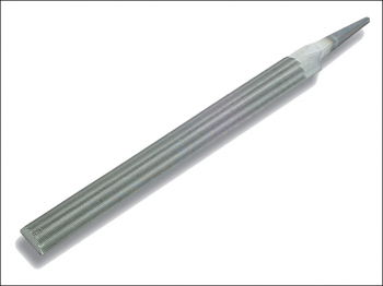 Half-Round Second Cut File 100mm (4in)