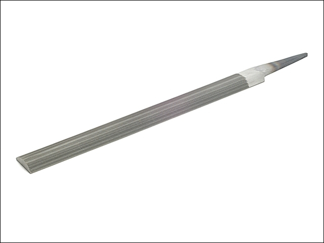 Half Round Smooth Cut File 200mm (8in)