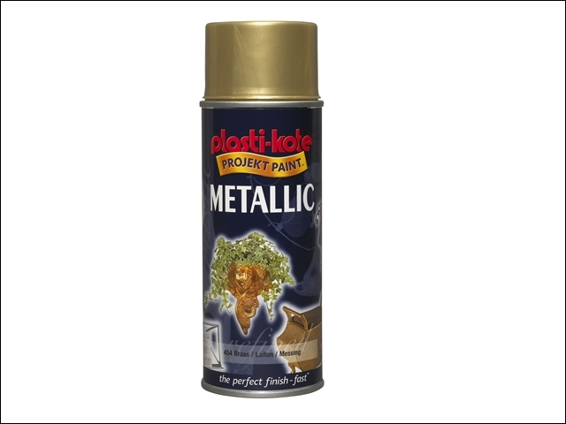 Fast Dry Enamel Aerosol Matt Black 100ml