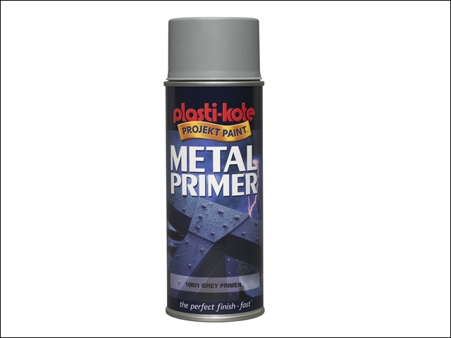 Metal Primer Spray Grey 400ml