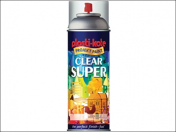 Super Spray Gloss Clear 400ml