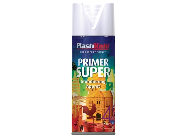 Super Grey Primer Spray 400ml