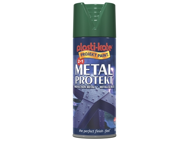 Metal Protekt Spray Forest Green 400ml