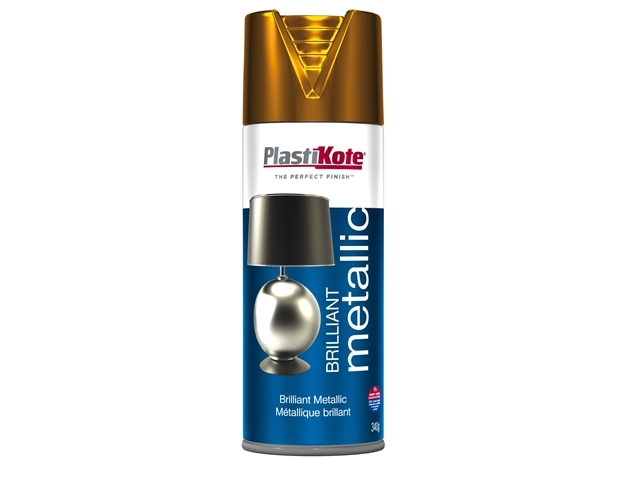 Brilliant Metallic Spray Copper 400ml