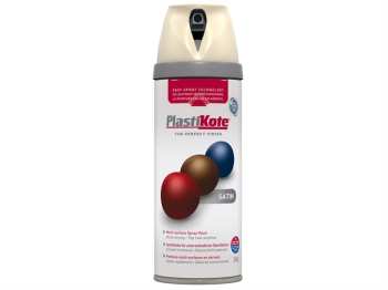 Twist & Spray Satin Grey Beige 400ml