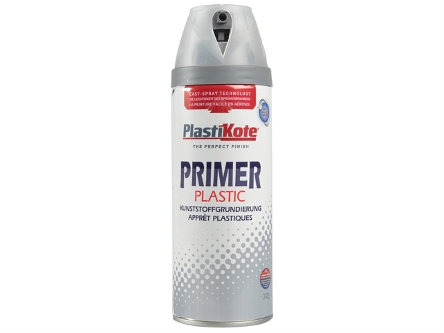 Twist & Spray Plastic Primer 400ml