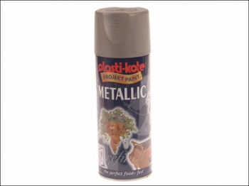 Metallic Spray Pewter 400ml