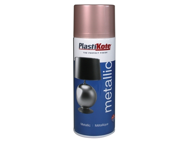 Metallic Spray Rose Gold 400ml