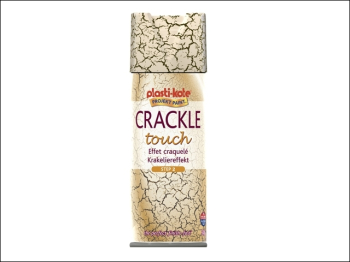 Crackle Touch Spray Gold Base Coat 400ml