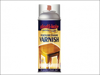 Varnish Spray Clear Gloss 400ml