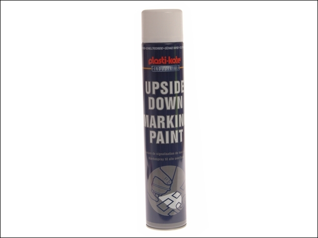 Upside Down Marking Paint, Yellow 750ml