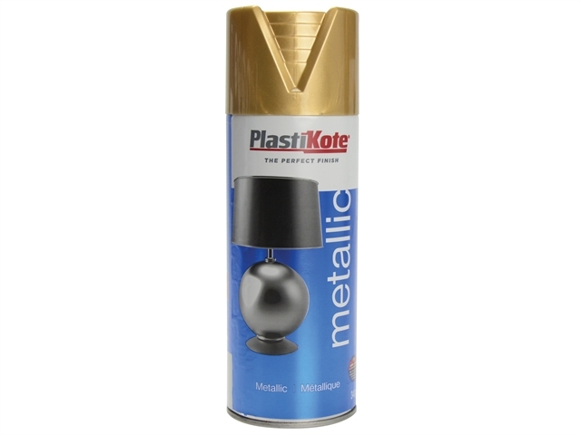 Metallic Spray Gold 400ml