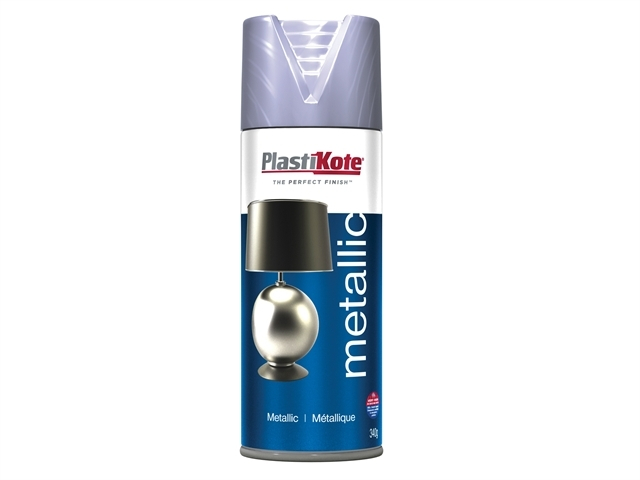 Metallic Spray Silver 400ml
