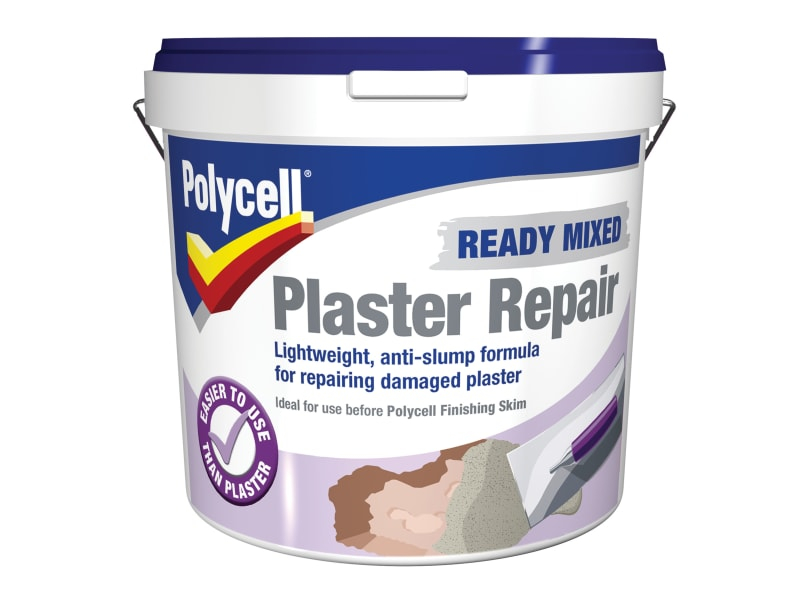 Plaster Repair Polyfilla Ready Mixed 2.5 Litre