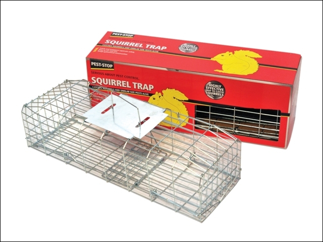Squirrel Cage Trap 24in