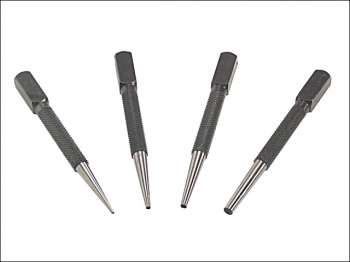 66SN4 Nail Punch Set 4 Piece
