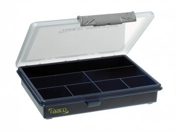 A6 Profi Service Case Assorter 7 Fixed Compartments
