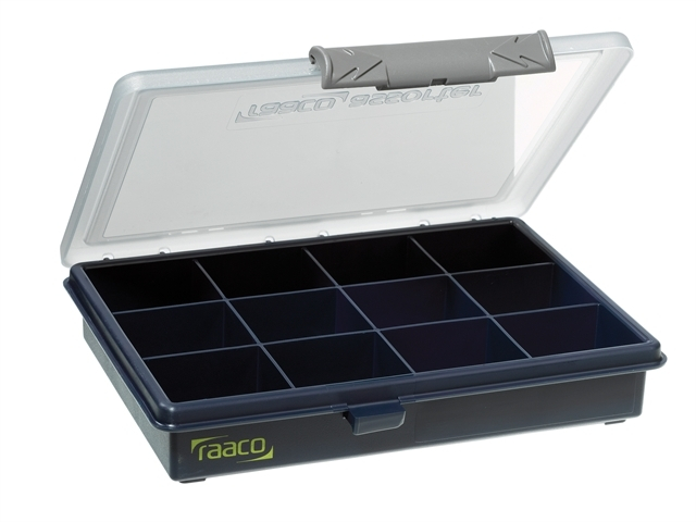 A6 Profi Service Case Assorter 12 Fixed Compartments