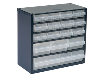 616-123 Metal Cabinet 16 Drawer