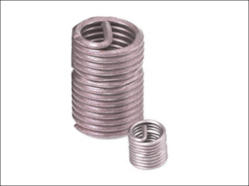 Inserts Metric Coarse M5.0 - 0.8 Pitch 10 Inserts
