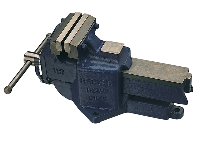 112 Heavy-Duty Quick Release Vice 150mm (6in)