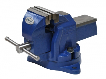 T6TON6VS Workshop Vice with Anvil, Swivel Base 6in