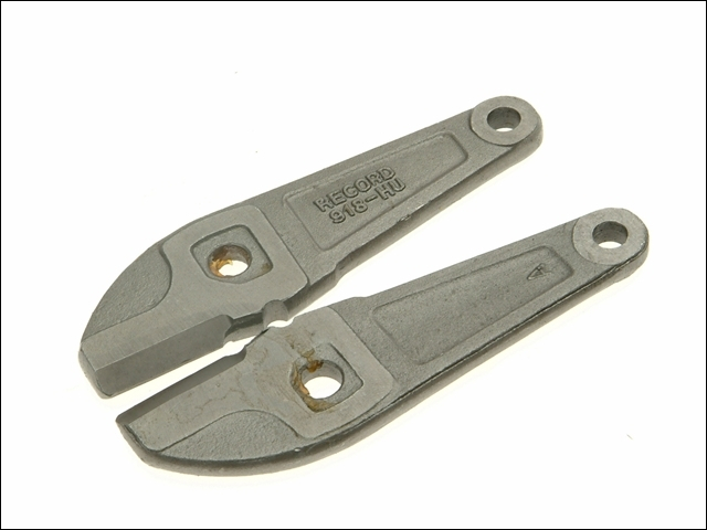 J924H Pair of High Tensile Replacement Jaws 610mm (24in)