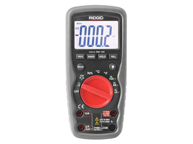 DM-100 Micro Digital Multimeter 37423