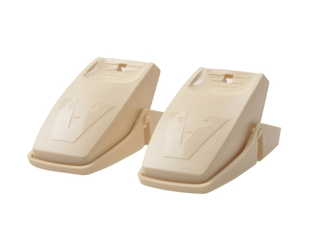 Quick Set Mouse Traps Twin Pack
