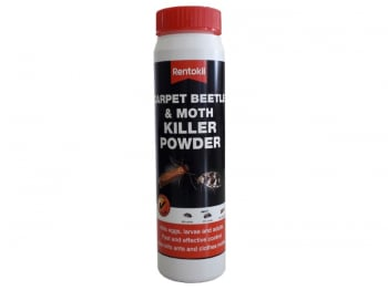 Carpet Beetle & Moth Killer Powder 150g