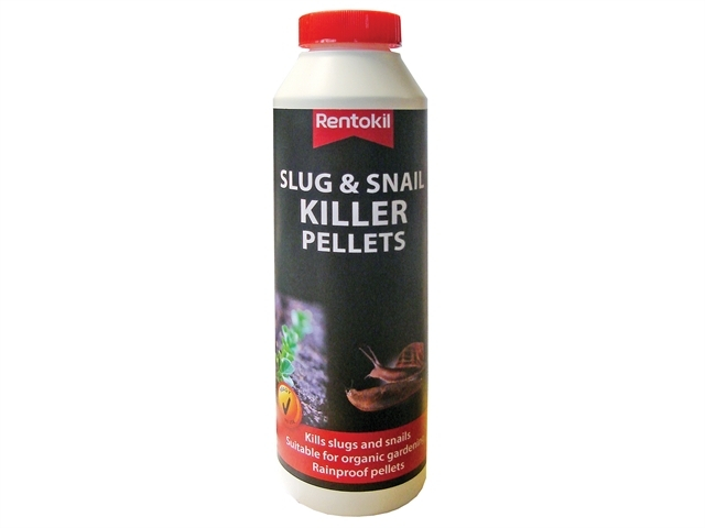 Slug & Snail Killer Pellets