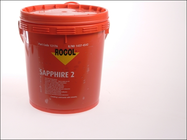 SAPPHIRE 2 Bearing Grease Tub 5kg