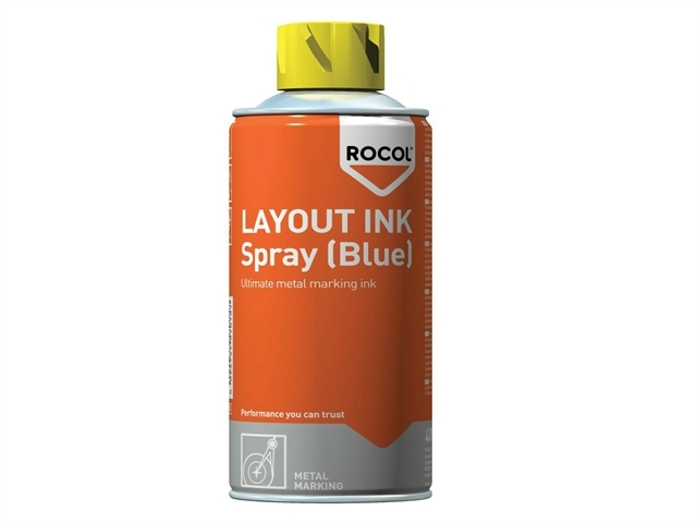 LAYOUT INK Spray Blue 400ml