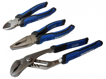 Pliers Set, 3 Piece