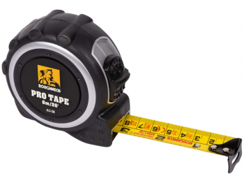 E-Z Read Tape Measure 8m/26ft (Width 25mm)