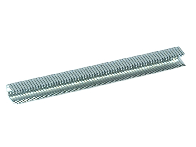 28//10 10mm DP x 5m Galvanised Staples Box 5 x 1000 Rapid