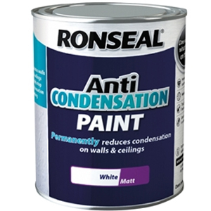 Anti Condensation Paint White Matt 2.5 litre