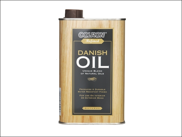 Colron Refined Danish Oil 500ml