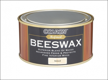 Colron Refined Beeswax Paste Medium Oak 400g