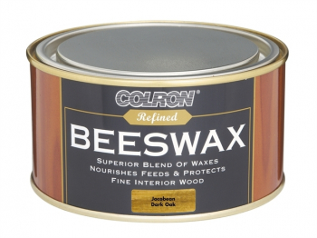 Colron Refined Beeswax Paste Dark Oak 400g