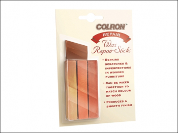 Colron Wax Sticks (Pack 3)