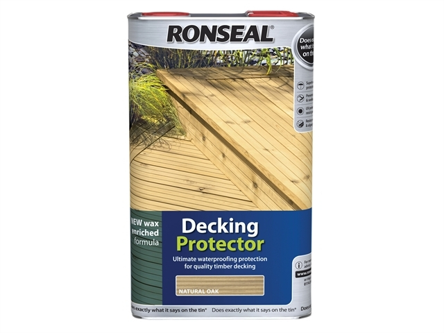 Decking Protector Natural 5 Litre