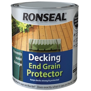 Decking End Grain Preserver Green 750ml