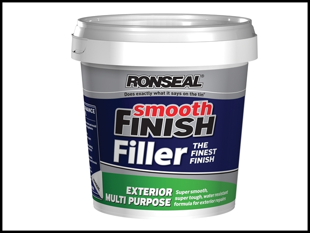Smooth Finish Exterior Multi P urpose Ready Mix Filler Tub 1.