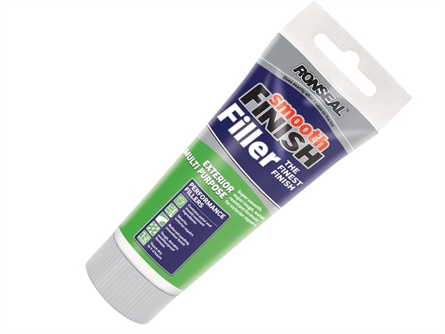 Smooth Finish Exterior Multi P urpose Ready Mix Filler Tube 3