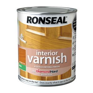 Interior Varnish Quick Dry Matt Clear 250ml